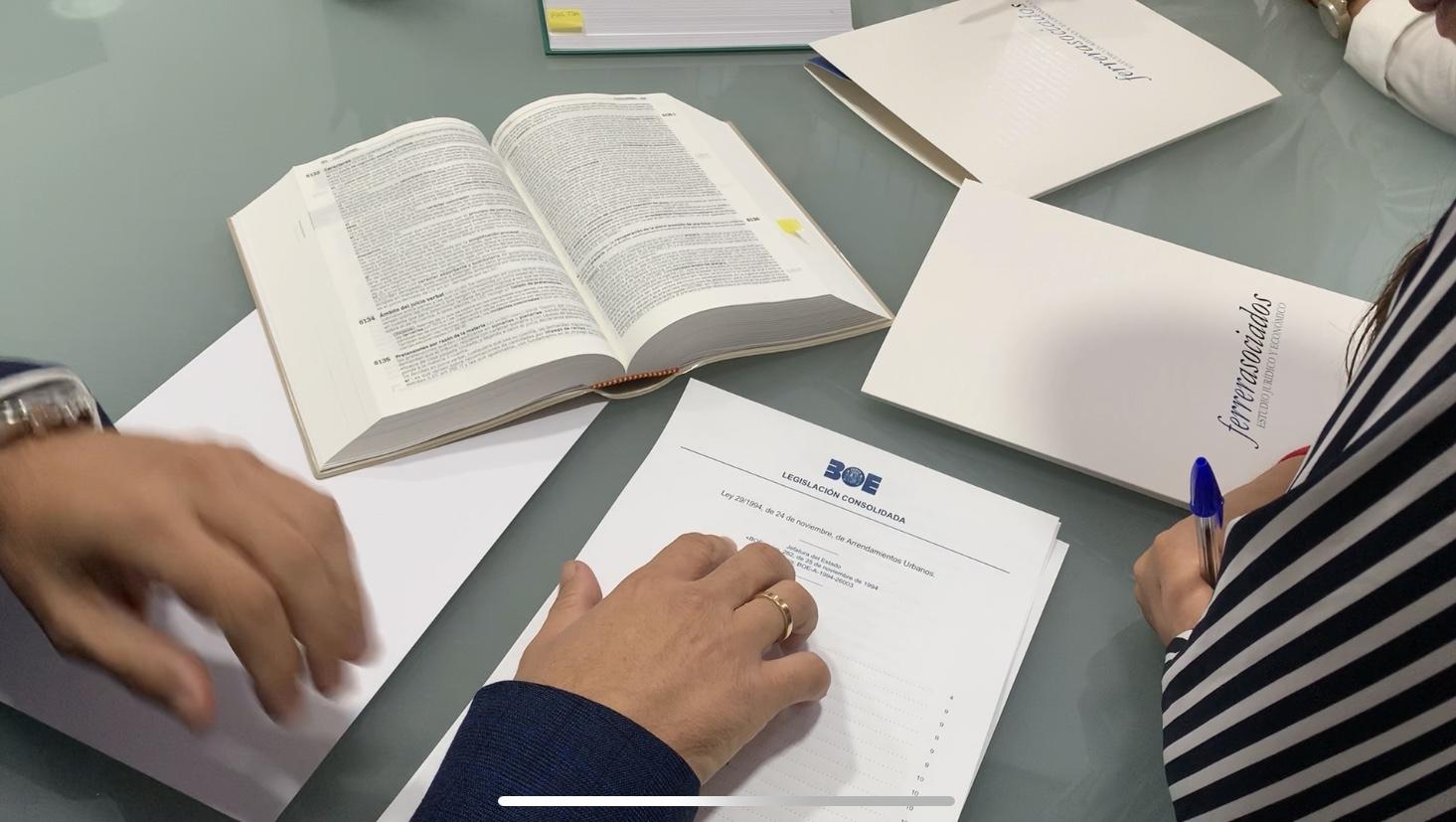 Aceptación de herencia ante notario