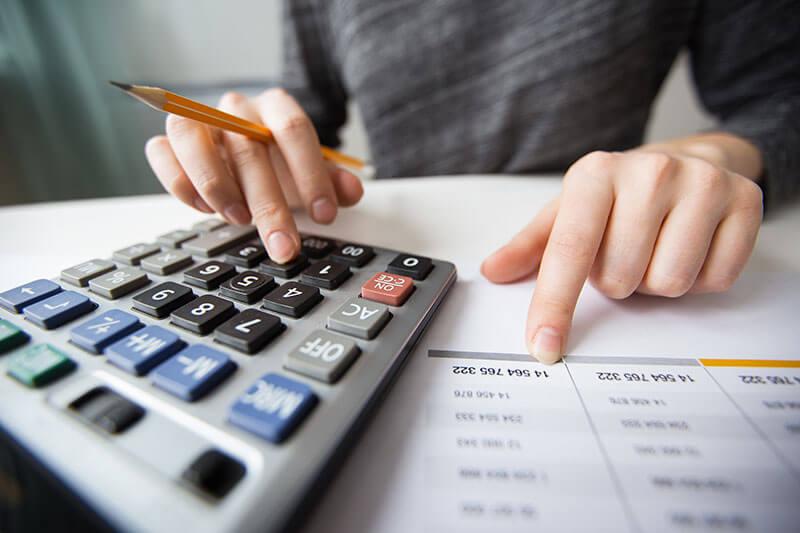 Cómputo y retroacción gestión tributaria